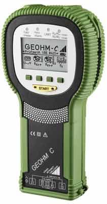 GEOHM C  Erdungsmessgerät, batteriebetrieben (gmc)