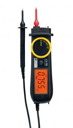 C.A 755 Digitaler Spannungs- und Durchgangsprüfer
