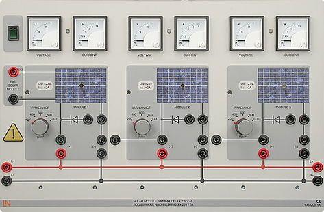 EPH 2.1 Untersuchung von Solarmodulen