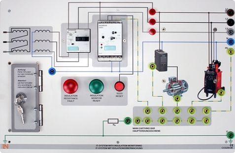 CO3209-8K Schutzmaßnahmen im IT-System VDE 0100