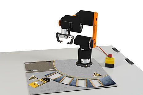 CRT 10 Grundausstattung Schulungsroboter
