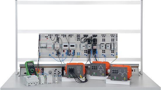 EST 2.2 Komplexe Anlagenschaltungen 230V