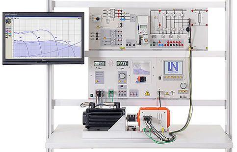 EEM 11.3-3 Energieeff. Antriebe m.Frequenzumrichtern 300W