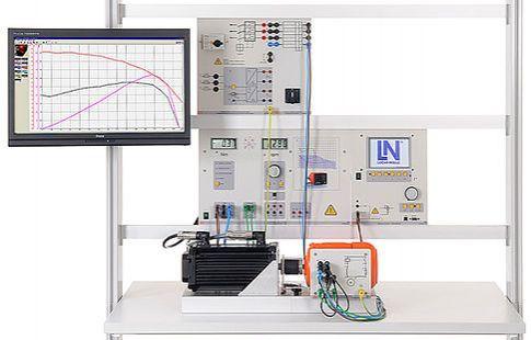 EEM 3.3-3 Einphasenmotor mit Bifilaranlaufwicklung 300W