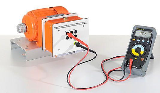 EEM 4.5-1 Fehlersuche an elektrischen Maschinen 1kW