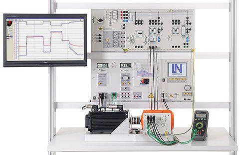 EEM 4.6-1 Schutz elektrischer Maschinen 1kW