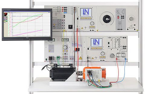 EEM 5.1-3 Synchronmaschinen 300W