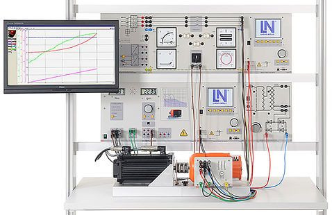 EEM 5.2-3 Netzsynchronisation 300W