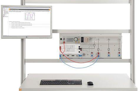 IAC 31 Regelung einer Luft-Temperaturregelstrecke