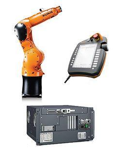 CRK 10 Industrie Roboter Kuka