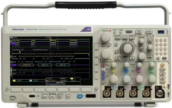 MDO3012 Tektronix Oszilloskop    -bitte anfragen-