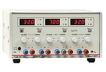 TOE 8732 bis TOE 8735 Mehrfach-Netzgeräte bis 150 W