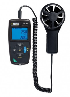 C.A 1227  Thermo-Anemometer  P01654227