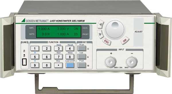 SSL 150 Elektronische Lasten