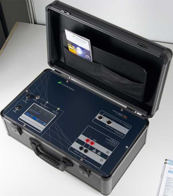 M360A PROFITEST PV für Photovoltaik-Anlagen  (A9)**