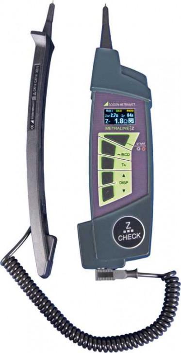 M507A METRALINE Z-CHECK Schleifenwiderstandsmessgerät