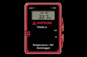 TR200-A Temperatur-/Feuchtigkeitsdaten - logger mit digitalem Di