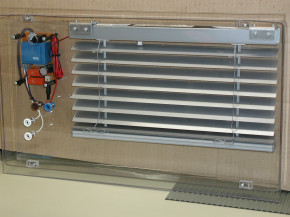 knx/EIB-Lehrsystem, transparent